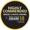 Highly Commended Brides Choice Awards 2018 | Athol Gardens, Weddings & Functions, Blayney NSW