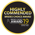 Highly Commended Brides Choice Awards 2019 | Athol Gardens, Weddings & Functions, Blayney NSW